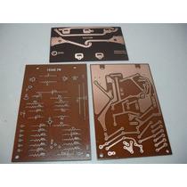Placas Amplificador Texas Circuitos Impresos Para Winco
