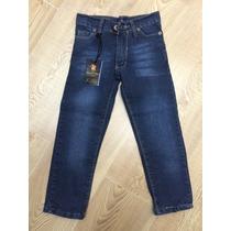 Pantalon Jean Niño Talles 4 Al 14