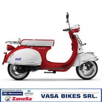 Zanella Scooter Mod 150 0 Km Retro Siambretta Promo Cuotas!!