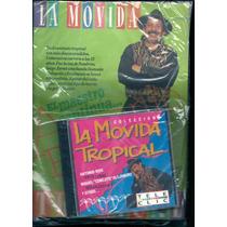 La Movida Tropical 6 Antonio Rios Cd + Fasciculo Cerrado