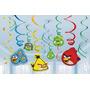 Móviles Cotillón Importado Disney Candy Bar Angry Birds