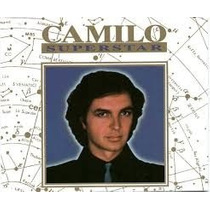 Camilo Sesto Cd. Superstar ( Argentina - Álbum Doble )