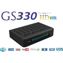 Receptor Satelital Fta Globalsat Gs330 Smart Wi Fi Full Hd