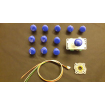 Kit Sanwa (palanca, Restrictor, Cable Y 11 Botones)