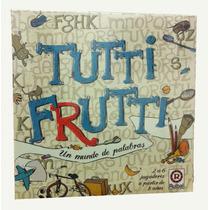 Tutti Frutti De Ruibal Juego De Mesa Nuevo