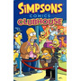 Los Simpsons Comic: Club House + Bart Simpson: Blastoff