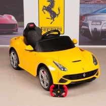 Nuevo Ferrari F12auto A Bateria Control + Mp3 2 Veloc Coche