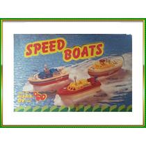 Barco, Lanchas, Remolcador Ideal Maqueta 9cm Largo Esc 1:150