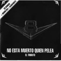 V8 No Esta Muerto Quien Pelea Cd Metal Almafuerte Hermetica