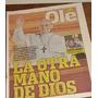 Olé*14-3-2013*jorge Bergoglio: Franciso*la Otra Mano De Dios