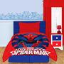 Frazada Spiderman Hombre Araña Super Suave! Marvel Piñata