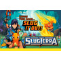 Kit Imprimible Bajoterra Slugterra Tarjetas Candy Bar!