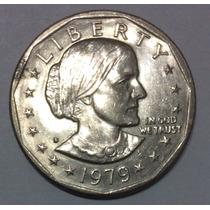 Moneda Estados Unidos 1 Dólar. Susan Anthony. 1979