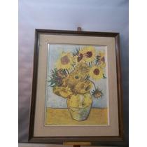 Cuadro Reproduccion - Los Girasoles - Van Gogh