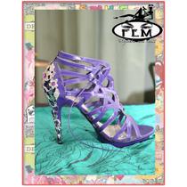 Zapatos Sandalias Importadas Italianas P/fiesta La Plata