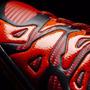 Botin Adidas Chaos X 15.3 Rojo Negro - Blanco