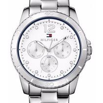 Reloj Tommy Hilfiger Mujer Acero 1781585 Original Oficial