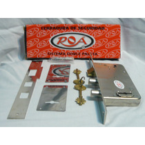 Cerradura Roa 808 Automatica Ideal Consorcios 2 Pasadores