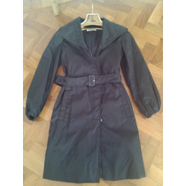 Saco Trench Impermeable Prada. Original. Oportunidad Unica!!