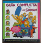 Guía Completa De Los Simpsons - Matt Groening - Tapa Dura