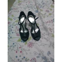 Zapatos De Baile Salsa Número: 36_usado. Impecable