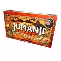 Juego Mesa Jumanji Original Toyco - Jugueteria Aplausos