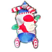 Nuevo Adorno Navideño Papá Noel Navidad Inflable Automático