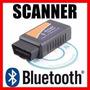 Escaner Scanner Auto Obd2 Elm327 Bluetooth Sensores La Plata