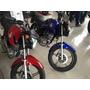 Honda Cg 150 New Motolandia Libertador 4792-7673