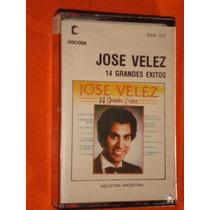 Jose Velez * 14 Grandes Exitos *