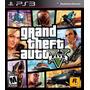 Gta 5 Grand Theft Auto V Ps3 Nuevo Sellado Fìsico