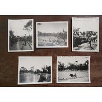 5 Fotografias Antiguas Ferrocarril Ramal Al Este 1920 1923