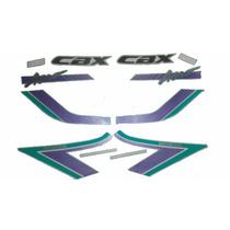 Juego De Calcos Honda Cbx Aero 150