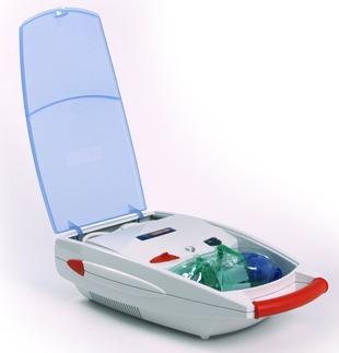 Nebulizador San Up A Piston Plus Ii Con Accesorios $929.9