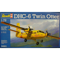 Revell 1/72 4901 Dhc 6 Twin Otter Fuerza Aerea Argentina