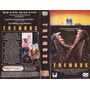 Tremors Trilogia Kevin Bacon Fred Ward Ciencia Ficcion 3 Vhs