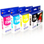 Cartuchos Epson Color 73n X U Original Oferta Zona Norte