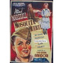Afiche Mosquita Muerta Nini Marshall, Enrique De Rosas 1946