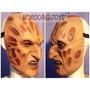 Freddy Krueger Máscara De Látex A Nightmare Halloween Elm