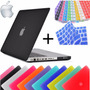 Funda Macbook Air Pro 11 12 13 15 17 + Teclado Apple Regalo!