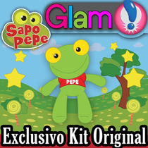 Kit Imprimible Sapo Pepe! Candy Bar Y Cotillón! Exclusivo!