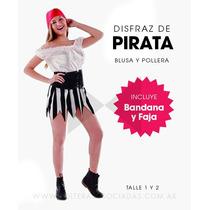 Disfraz De Pirata - Despedida De Soltera T1