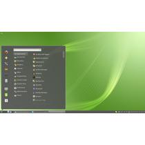 Dvd Cd Linux Sistema Libre Ubuntu O Antix O Mint - Temperley