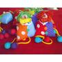Muñequitos Colgantes Ideal Souvenir Pack X 6 Unidades
