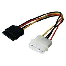 Cable Sata Power Serial Ata P/discos Grabadoras Lectora