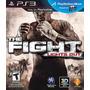 Ps3 The Fight Lights Out Move 3d Fisico Nuevo Sellado