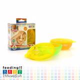 Bowls Para Snack Baby Innovation Antiderrame 2 Unidades