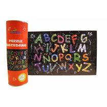 Rompecabezas Puzzle 40 Piezas - Abc - Dia Del Niño