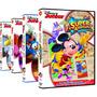 La Casa De Mickey Mouse - Varios Volumenes (dvd)