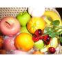 Frutas Y Hortalizas Grandes Decorativas 8 X $ 59.99